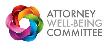 """Attorney Well Being"" Logo"