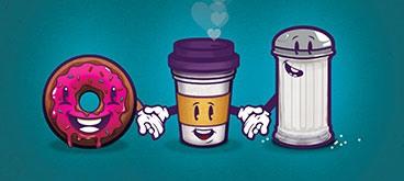 Donut Day Art